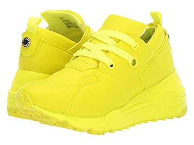 Steve Madden Kids Cliff (Little Kid/Big Kid) (Yellow Neon) Girl