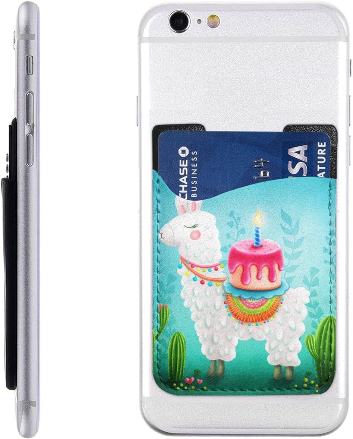 Llama Alpaca Cake Cactus Phone Manufacturer OFFicial shop Card C Stick Cell Popular product Holder On