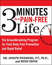3 minutes to a pain free life