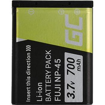Intensilo 2x Li Ion Akku 700mah Für Kamera Camcorder Kamera