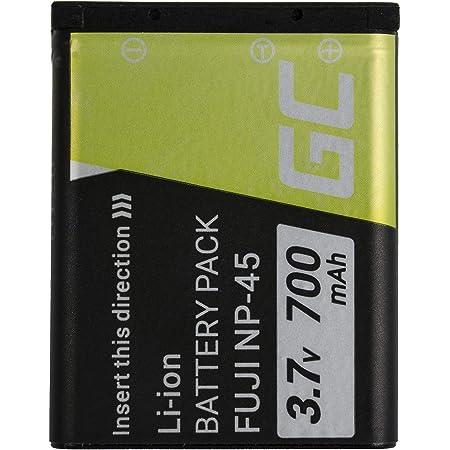 Green Cell Np 45 Np 45a Np 45b Kamera Akku Für Elektronik