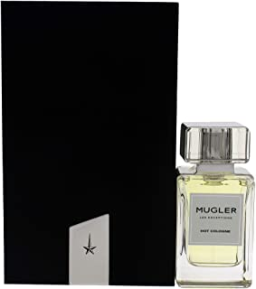 Thierry Mugler Les Exceptions Hot Cologne For Unisex EDP Spray, 80 ml