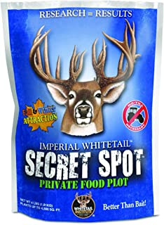Best whitetail institute secret spot Reviews