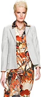 Womens Jackets & Blazers Style no.12201 Silver Pure Italian Mink Cashmere Camel Hair