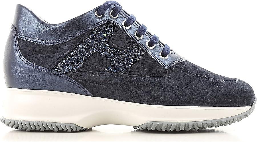 Hogan, Sneaker donna Blu Blau IT - Marke Größe, Blu (Blau), 38.5 ...