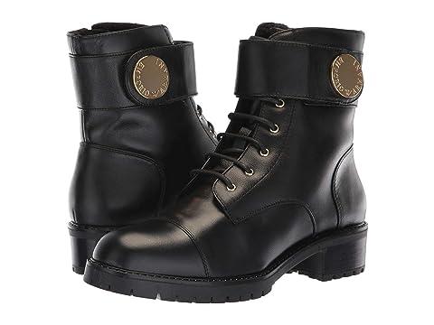 Emporio Armani Calf Leather Boot
