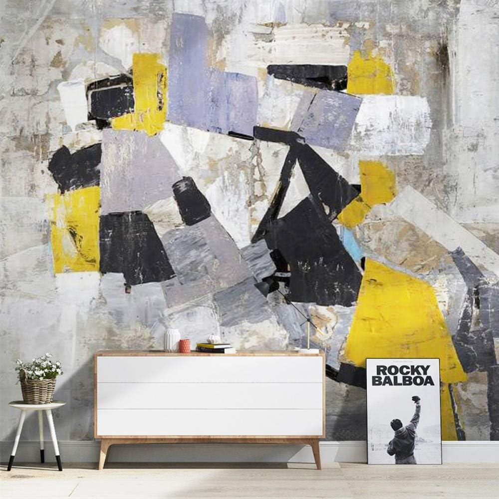 Pbldb Nordic Abstract Graffiti Wallpaper Max 64% OFF Geometric Art Creative Oklahoma City Mall