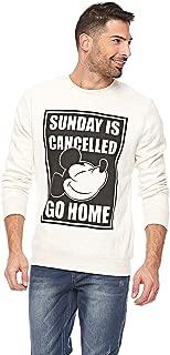 Ik-Character Sweatshirt for Men