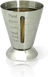 Vinbouquet FIK 030 Vin Distributeur Bouquet avec Indicateur Barr Argenté 7 x 5,6 x 5,6 cm, Stainless Steel