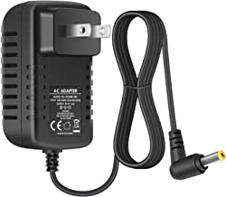 POWSEED 9V 1.6A AC Power Adapter Charger Supply for Brother P-Touch Label Makers PT-E100 PT-H110 PT-1280 PT-1290 PT-2030 PT-2030AD PT-2100 PT-2730 PT-6100 PT-D210 PT-1230PC PT-D200 AD-24 AD-24ES Cord