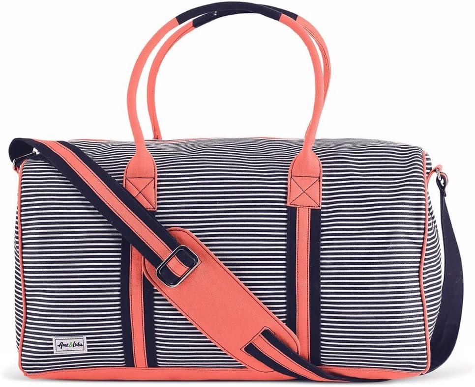 Ame Lulu Women Super sale period limited Puddle Jumper Bag Blaine High quality Duffel Small