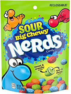 Nerds Big Chewy Sour Candy, 10 Ounces