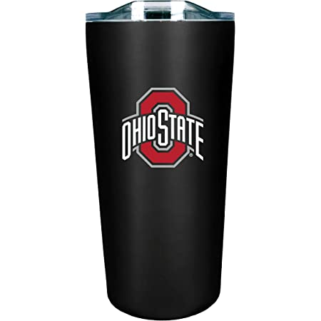 Silver The Fanatic Group Trine University Double Walled Soft Touch Tumbler Design-1