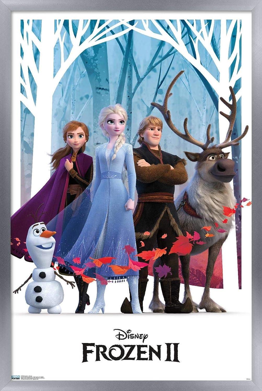 Trends International Disney Pixar Omaha Mall Frozen Poster Group - 2 Ranking TOP15 Wall