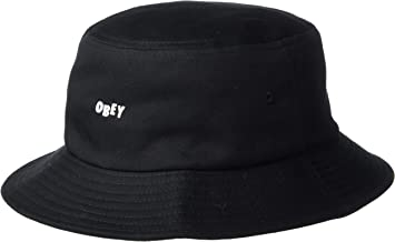 Obey Men's Jumbled Bucket Hat