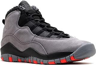 Nike Air Jordan 10 Retro Kids (GS) Grade School Cool Grey/Black/Infrared 310806-023