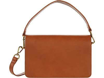 Madewell Flap Pouch Crossbody Bag with Top-Handle