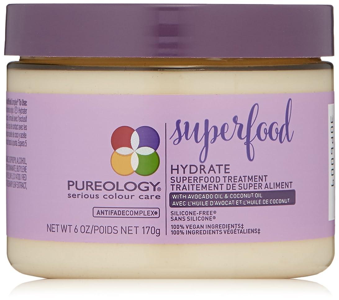 電信ミキサー結び目Hydrate by Pureology Superfood Vitality Treatment Mask 170g