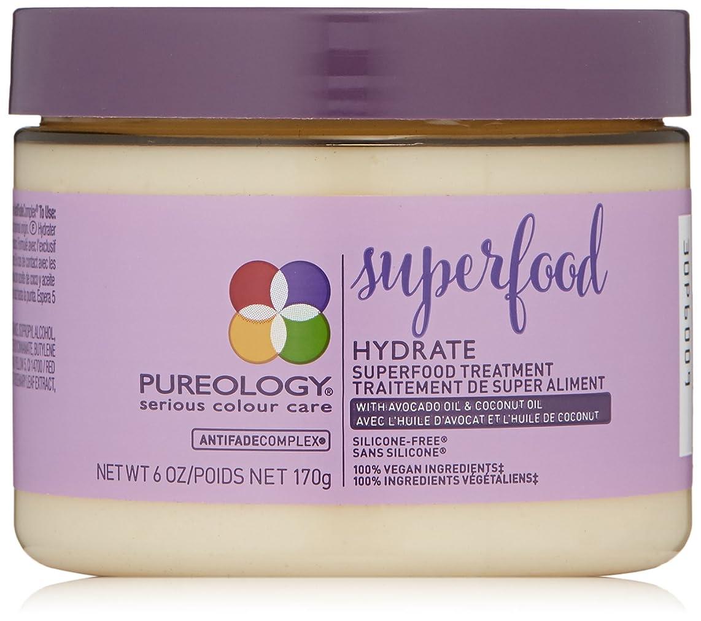 建設偏心労働Hydrate by Pureology Superfood Vitality Treatment Mask 170g
