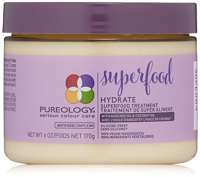 数字縞模様の姉妹Hydrate by Pureology Superfood Vitality Treatment Mask 170g