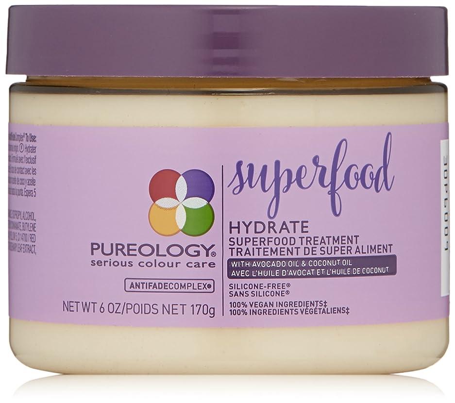 マインドフル兵隊書誌Hydrate by Pureology Superfood Vitality Treatment Mask 170g
