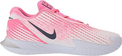 Digital Pink/Gridiron/White