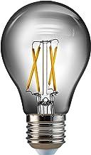 Lâmpada LED FILAMENTO 3W Vidro Black 2200K, 100-240V Não Dimerizável, Black+Decker, BDF1-0150-01, 3W