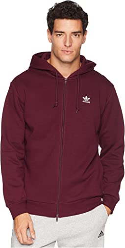 e6cf89e21b8d adidas Originals. Trefoil Fleece Hoodie. $32.99MSRP: $80.00. Maroon
