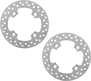 2011-2014 Polaris Sportsman 800 EFI Rear MudRat Stainless Steel Brake Rotor Disc