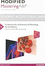 Modified Mastering A&P with Pearson eText -- Standalone Access Card -- for Fundamentals of Anatomy & Physiology (10th Edition)