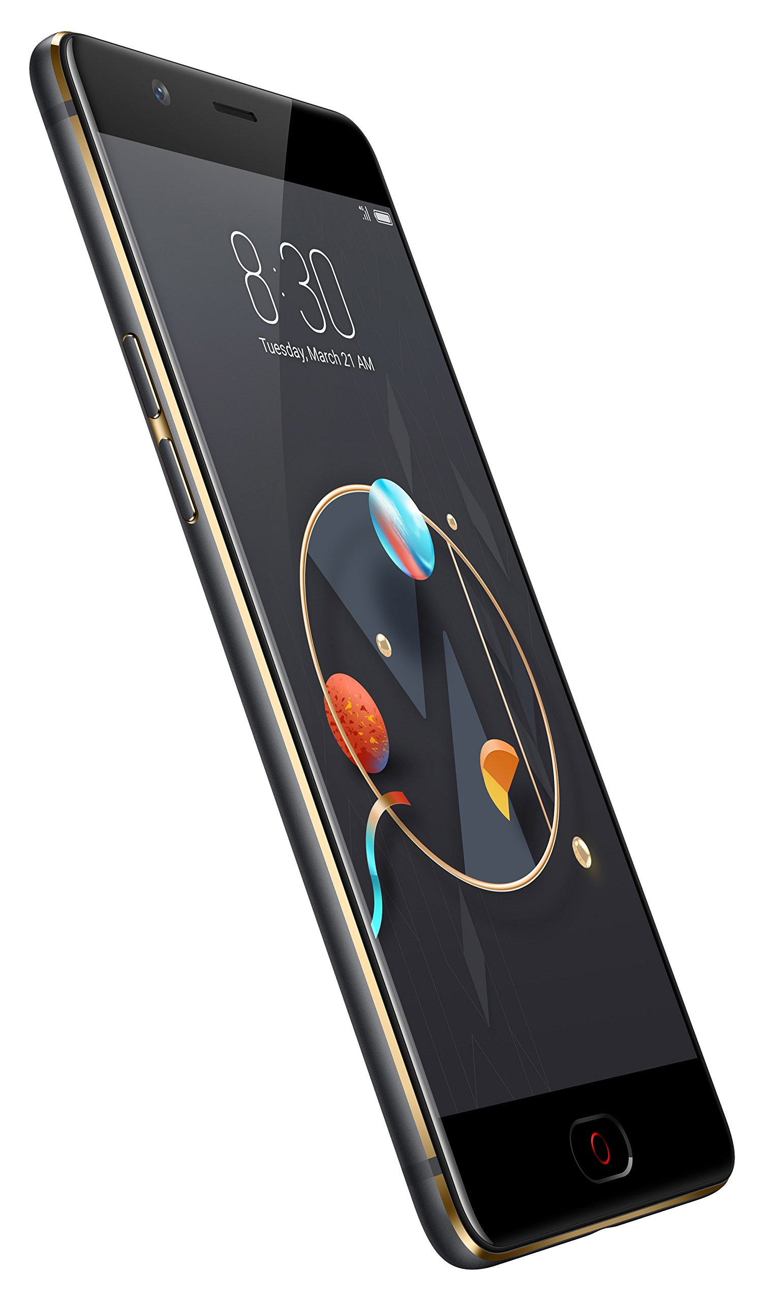 Nubia nx551j M2 Smartphone (64GB Memoria, 4 GB de RAM, cámara de ...