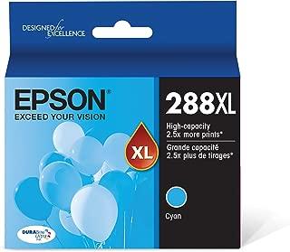 Epson T288XL220 DURA Ultra Cyan High Capacity Cartridge Ink
