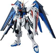 "Bandai Hobby MG Freedom Gundam (Ver. 2.0) ""Gundam Seed 1/100, Multi-Colored, 8"".."