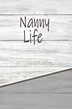 Nanny Life: Career Weekly Meal Planner Track And Plan Your Meals 52 Week Food Planner / Diary / Log / Journal / Calendar Meal Prep And Planning Grocery List