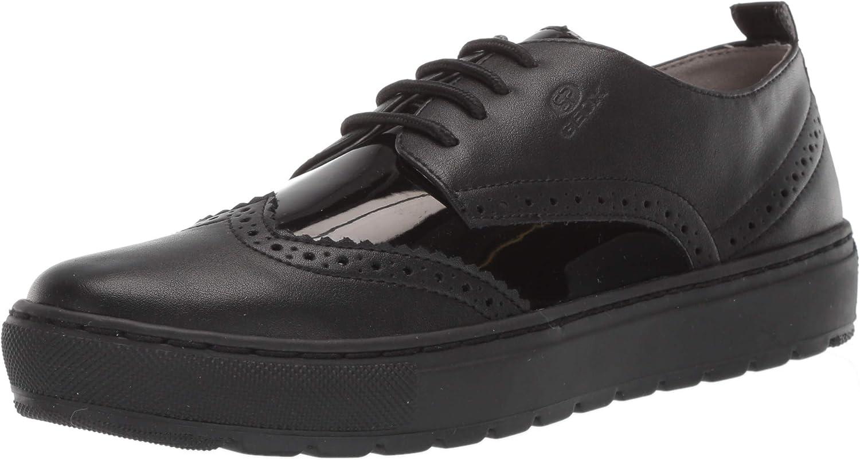 Geox Womens Breeda 19 Wingtip Sneaker shoes Sneaker