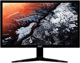 Acer 23.6in Widescreen LCD Monitor Display Full HD 1920 x 1080 1ms TN Film KG241Q (Renewed)