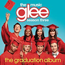 the graduation album glee