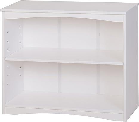 """Amazon.com: Camaflexi Bookcase, 30.5""""H x 36""""W x 12""""D, White : Home"""