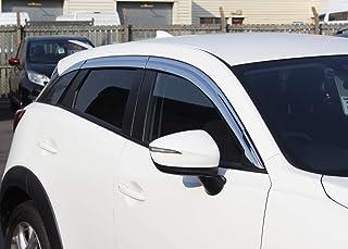 Suchergebnis Auf Für Mazda 3 Windabweiser Autozubehör Auto Motorrad