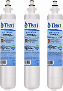 Tier1 Replacement for GE RPWF Refrigerator Water Filter (NOT for RPWFE) 3 Pack