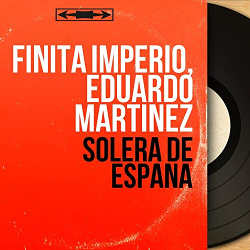 Solera de España (Mono Version) de Eduardo Martinez Finita Imperio ...
