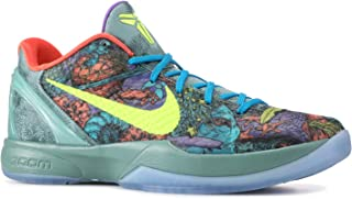 Men's Nike Zoom Kobe 6 Prelude Basketball Shoes - 640220 001