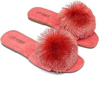 Dandelion Sandals Slippers Slides for Women, Womens Mules Slip On Shoes