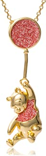 Classics Winnie the Pooh Yellow Gold Plated Slider...