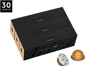 Nespresso VertuoLine Coffee, Melozio, 30 Capsules ( Pack of 3 , 10 capsules/pack )