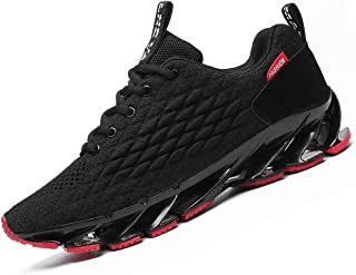 Mens Running Shoes Blade Non Slip Athletic Walking Tennis...