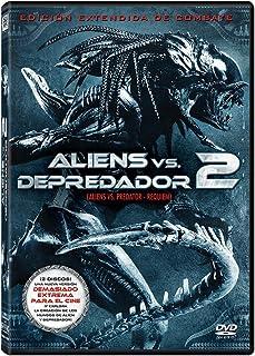 Alien Versus Predator - Requiem (2 Disc Special Extended Combat Edition Unrated) [NTSC/REGION 1 & 4 DVD. Import-Latin America]