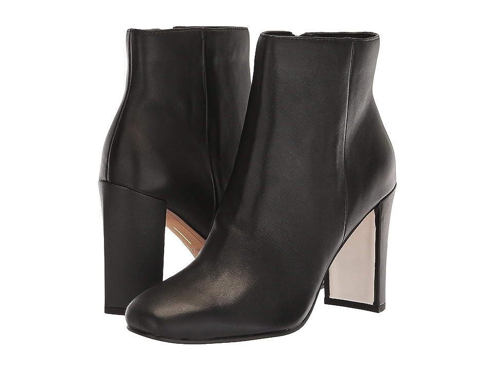 Dolce Vita Nilani (Black Leather) Women