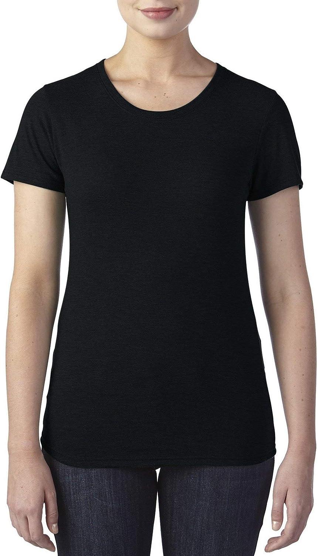 Anvil Womens/Ladies Triblend Short Sleeve T-Shirt