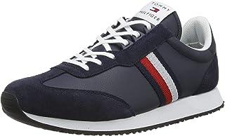 Tommy Hilfiger LO MIX RUNNER STRIPES mens Sneaker